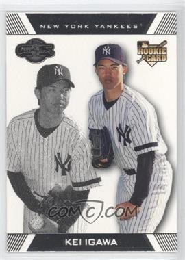 2007 Topps Co-Signers - [Base] #95 - Kei Igawa