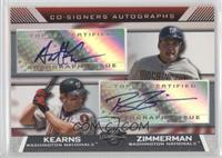 Austin Kearns, Ryan Zimmerman