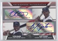 Delmon Young, B.J. Upton