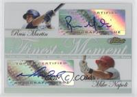 Russell Martin, Mike Napoli /25