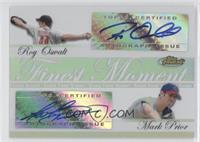 Roy Oswalt, Martin Prado, Mark Prior /25