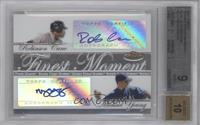 Robinson Cano, Michael Young /74 [BGS 9]