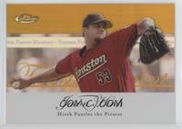 Jason Hirsh /50