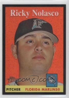 2007 Topps Heritage [???] #THC100 - Ricky Nolasco