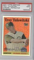Troy Tulowitzki /558 [PSA9]