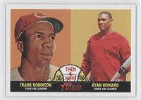 Ryan Howard, Frank Robinson