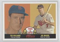 Ted Williams, TeWayne Willis