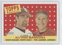 Ozzie Guillen, Phil Gallivan
