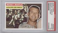 Mickey Mantle [PSA 10]
