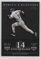Ichiro Suzuki (2001 AL MVP/ROY - 56 Stolen Bases) /29