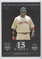 David Ortiz (2004 AL Silver Slugger - 75 Walks) /29