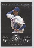 Pedro Martinez (2005 NL All-Star - 2008 Strikeouts) /29