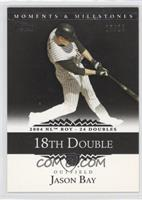 Jason Bay 2004 NL ROY - 24 Doubles /29