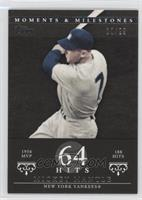 Mickey Mantle (1956 AL MVP - 188 Hits) /29