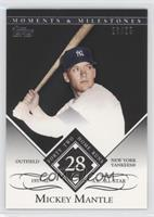 Mickey Mantle (1958 All-Star - 42 Home Runs) /29