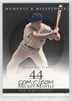 Mickey Mantle (1957 AL MVP - 94 RBI) /29