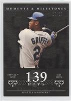 Ken Griffey Jr. (1997 AL MVP - 185 Hits) /29
