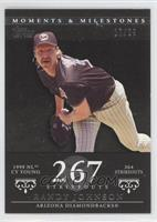 Randy Johnson (1999 NL Cy Young - 364 Strikeouts) /29