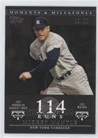 Mickey Mantle (1957 AL MVP - 121 Runs) /29