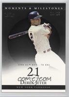 Derek Jeter (1996 AL ROY - 78 RBI) /29