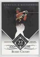 Bobby Crosby (2004 AL ROY - 22 Home Runs) /29