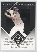 David Wright (2005 First Full Season - 27 Home Runs) /29