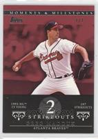 Greg Maddux (1993 NL Cy Young - 197 StrikeOuts) /1