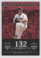 Curt Schilling (2004 AL All-Star - 2003 Strikeouts) /1