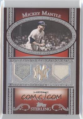 2007 Topps Sterling - [???] #3SM-16 - Mickey Mantle