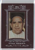 Yogi Berra /14