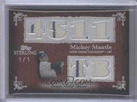 Mickey Mantle #1/1