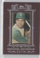 Reggie Jackson #2/14