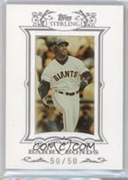 Barry Bonds /50