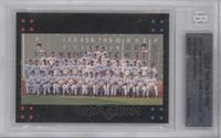 Boston Red Sox Team /1 [BGS AUTHENTIC]