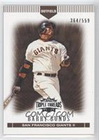 Barry Bonds /559