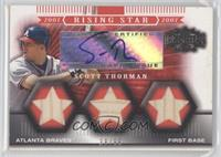 Scott Thorman /99