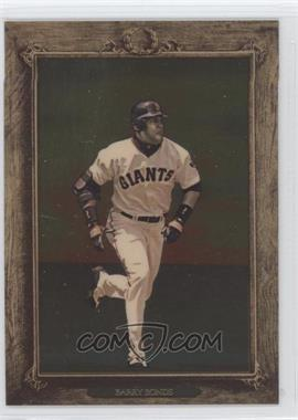 2007 Topps Turkey Red - [Base] - Chrome #30 - Barry Bonds /1999