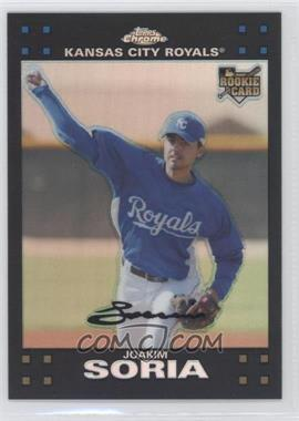 2007 Topps Updates & Highlights [???] #TRC32 - Joakim Soria /415