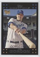 Alex Gordon (No Facsimile Signature)