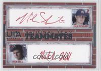 Nick Scharf, Nick Hill, Nick Schmidt /25