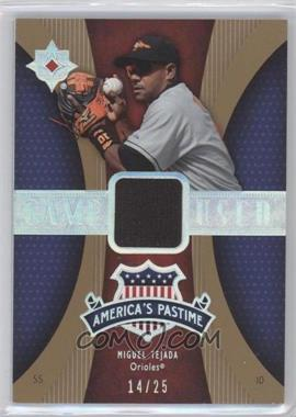 2007 Ultimate Collection [???] #PM-MT - Miguel Tejada /25