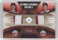 Justin Morneau, Michael Cuddyer /25