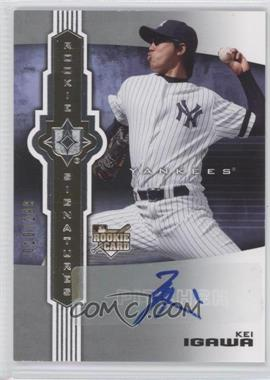 2007 Ultimate Collection #130 - Kei Igawa /299