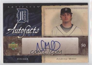 2007 Upper Deck Artifacts [???] #AF-AM - Andrew Miller