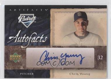 2007 Upper Deck Artifacts [???] #AF-CY - Chris Young