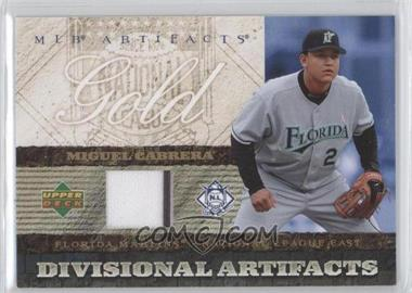 2007 Upper Deck Artifacts Divisional Artifacts Retail #DA-MC - Miguel Cabrera