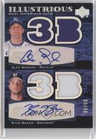 Alex Gordon, Ryan Braun /50
