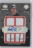 Aaron Rowand /50