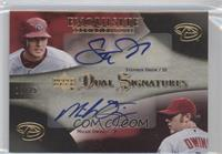 Stephen Drew, Micah Owings /25