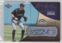 Troy Tulowitzki /20